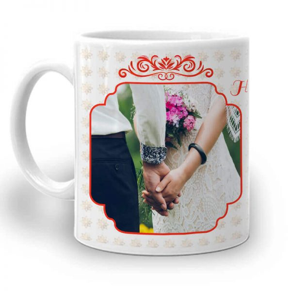 072. Marriage Anniversary Wish – Left