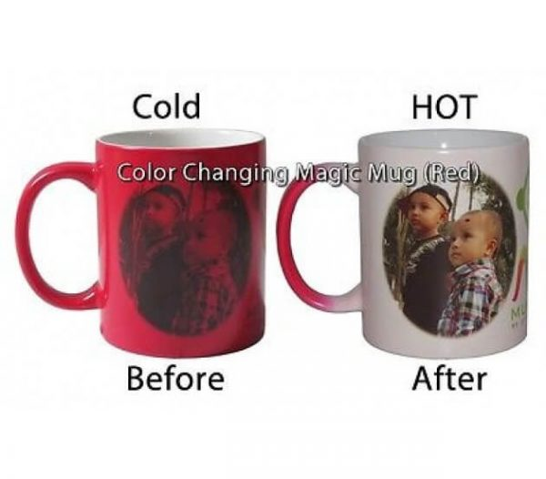 Magic Mug Red – Dhaka, Bangladesh