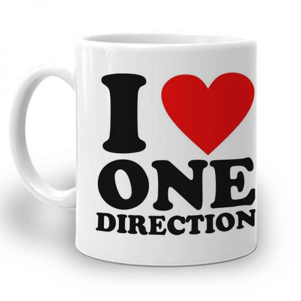 119. I Love One Direction – Left