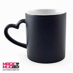 Magic Mug Heart Handle Dhaka, Bangladesh