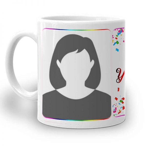 PC030. Party & Wish Mug Left