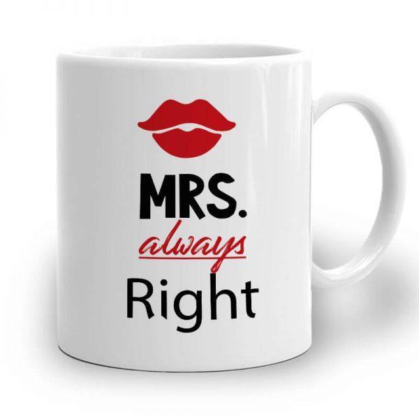 R103. Mr. & Mrs Mug – Right