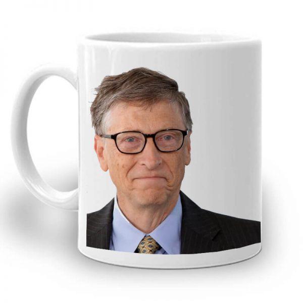 R106. Bill Gates Quotation Left