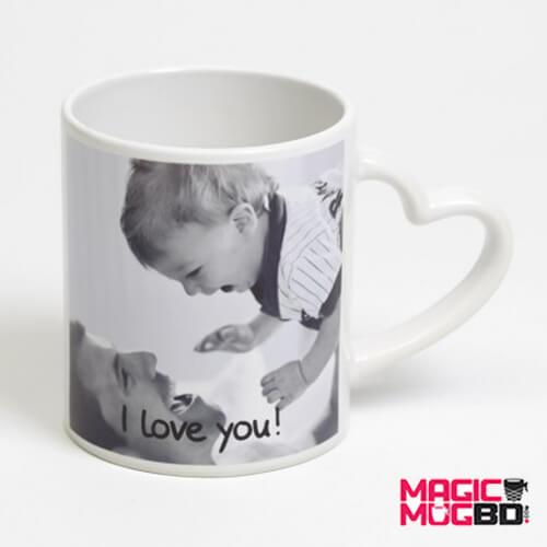 White Mug Heart Handle (3)